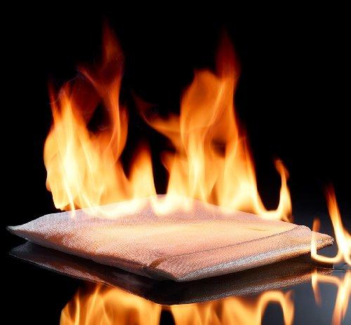 firebag Feuerfeste Tasche: Feuersichere Dokumententasche (Feuerfeste Dokumententasche) - 2