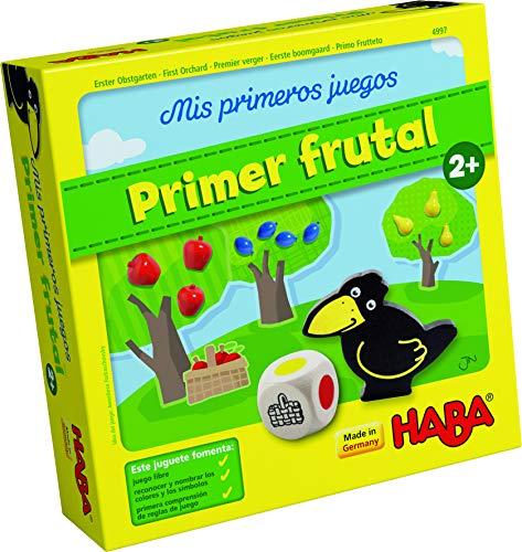 HABA-Mis Juegos Primer frutal 4997