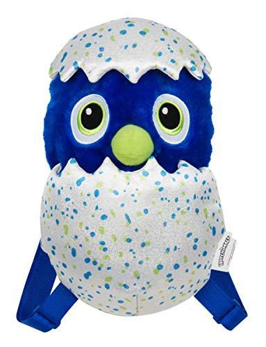 HATCHIMALS HML-D-8258-1 - Plush Backpack