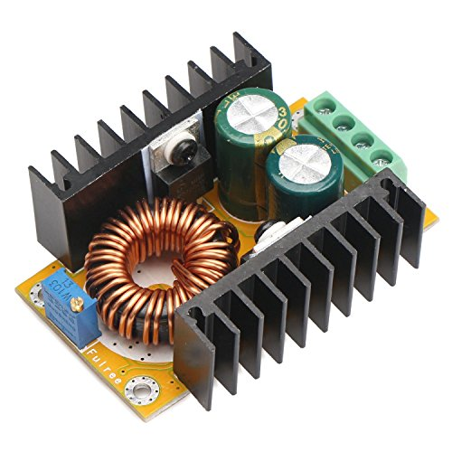 Droking DC-DC-Boost-Wandler Power Adapter 12V/24V 10-32V bis 36-60V 48V Einstellbare Spannungsregler Step up-Konverter-Modul für Auto Auto Motor Stromversorgung Ladegerät DIY -