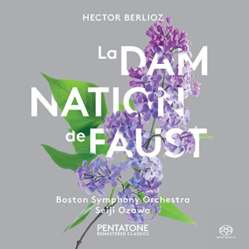 Berlioz: La Damnation de Faust by Tanglewood Festival Chorus