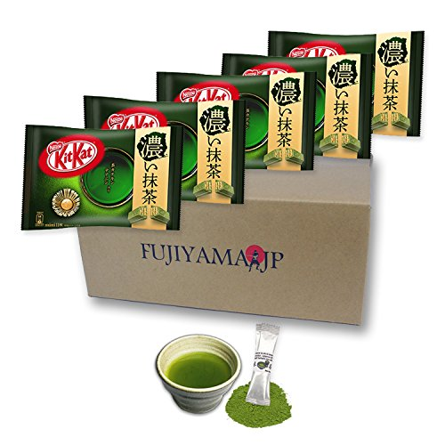 japanese-kit-kat-matcha-taste-rich-green-tea-strong-flavor-5-pack-and-matcha-drink-set-total-mini-55