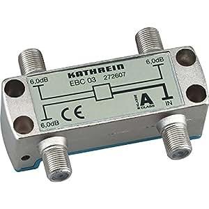 Répartiteur de câbles large bande Kathrein EBC 03
