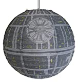 Star Wars VII Todesstern Papier Lampenschirm bedruckt für Hängeleuchten 29