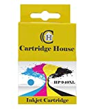 Cartridge House C4907A 940XL Cyan Ink Cartridge Suitable for HP Officejet Pro 8000, Hp officejet Pro 8500 Image