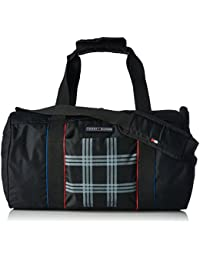 Tommy Hilfiger Dazzle Lite Polyester 43 cms Black Travel Duffle (8903496086256)