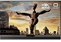"Panasonic TX-65FZ952B OLED HDR 4K Ultra HD Smart TV, 65"" with Freeview Play/Freesat HD & Dynamic Blade Speaker Sound Bar Stand, Ultra HD Premium Certified, Black"