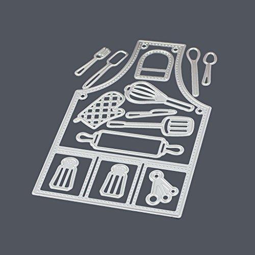 ne Scrapbooking, Metall Schneiden stirbt Schablonen Scrapbooking Pr?gung DIY Handwerk #120 (Diy Und Handwerk)