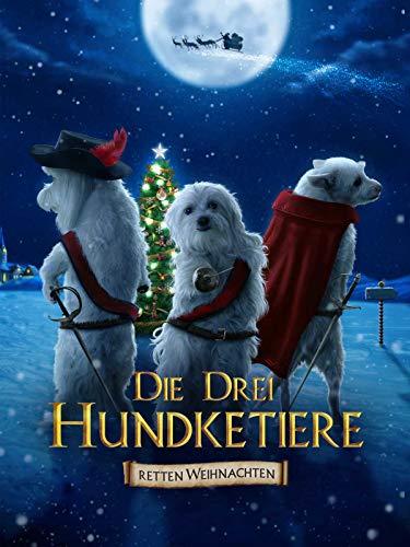 Die drei Hundketiere retten Weihnachten