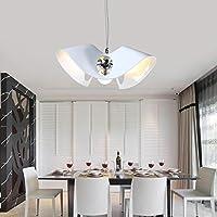 Amazonit Lampadari Moderni Soggiorno Resina Illuminazione Per