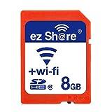 EZ Share WiFi SD Memory Card 8GB Class 102nd Generation image