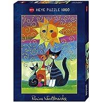 "Heye VD-29158 Puzzle Standard ""Sole"" Rosina Wachtmeister, 1000 Pezzi"