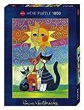 Heye 29158 - Standardpuzzles 1000 Teile Sun, Rosina Wachtmeister