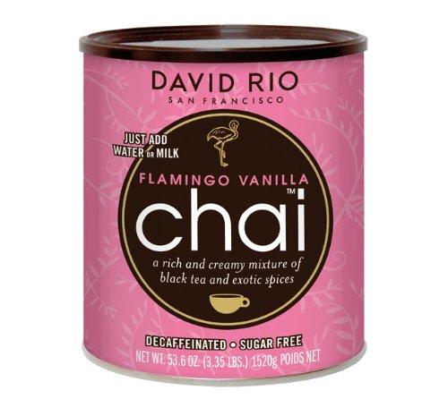 David Rio Flamingo Vanilla Chai – Foodservice (1520 g)