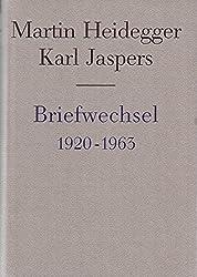 Briefwechsel 1920-1963
