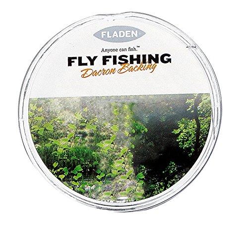 Fladen Dacron Unterstützung Fly Fishing Line 50m Mehrfarbig Mehrfarbig 30lbs -