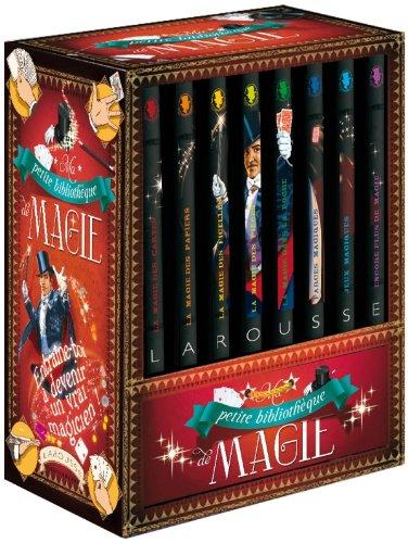 La petite bibliothèque de la magie par  Jérôme Sauloup, Marion Augustin