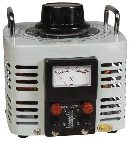 Preisvergleich Produktbild Ringkern-Stelltrafo McPower ''V-4000''. 0-250 V. 4 A. 1.000 W. NICHT galvanisch getrennt