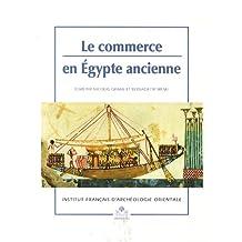Le commerce en Egypte ancienne