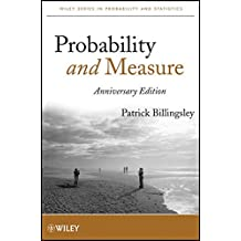 Probability and Measure.