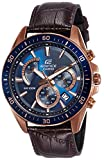 Best Casio Edifice Watches - Casio Edifice Analog Blue Dial Men's Watch Review