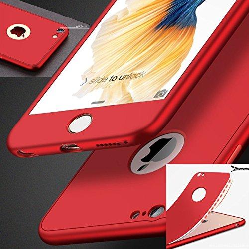 Surakey Cover iPhone 6 Plus/6S Plus Integrale Silicone Morbido