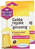Vitarmonyl Nectar Royal - Gelée Royale + Ginseng, Lot de 2