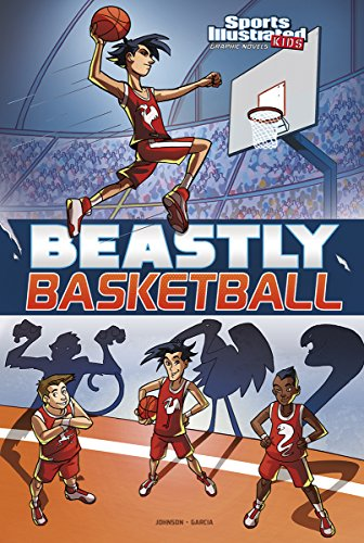 Beastly Basketball (Sports Illustrated Kids Graphic Novels)
