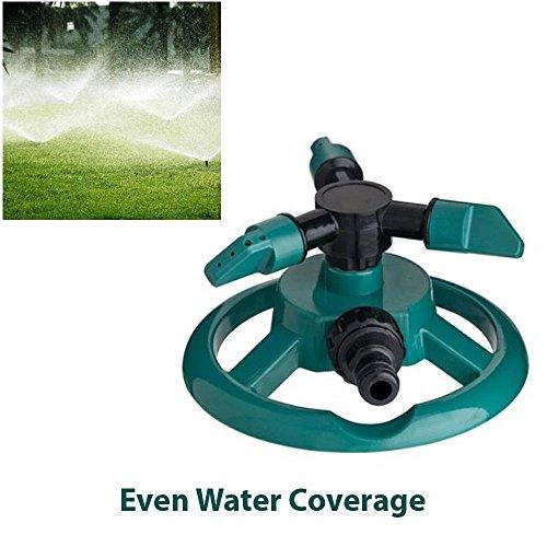 Sturdy Round Sprinklers- Outdoor...