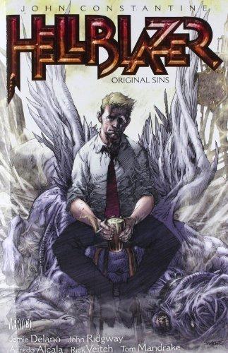 Hellblazer TP Vol 01 Original Sins New Ed (John Constantine, Hellblazer) by Veitch, Rick New Edition (2011)