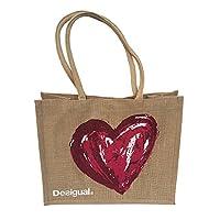 Desigual Shopping Tote Bag