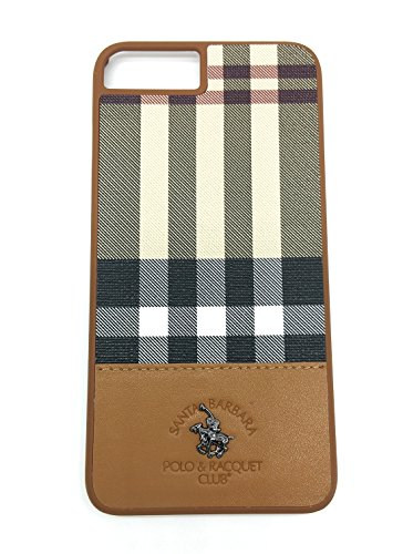sbprc-polo-apple-plaid-iphone-7-cover-case-iphone7-7-plus-protective-back-folio-phone-7-plus-brown-b
