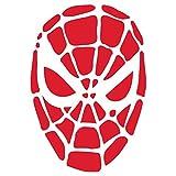 Halloween Spiderman Masque Pochoir–muraux réutilisables Pochoirs pour peinture–Meilleure Qualité de Décor idées–Utilisation sur les murs, sols, tissus, verre, bois, et bien plus encore... S