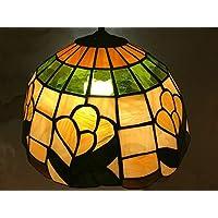 Lámpara de techo en vidrio y soldadura