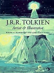 J.R.R. Tolkien: Artist & Illustrator by Wayne G. Hammond (1995-10-27)