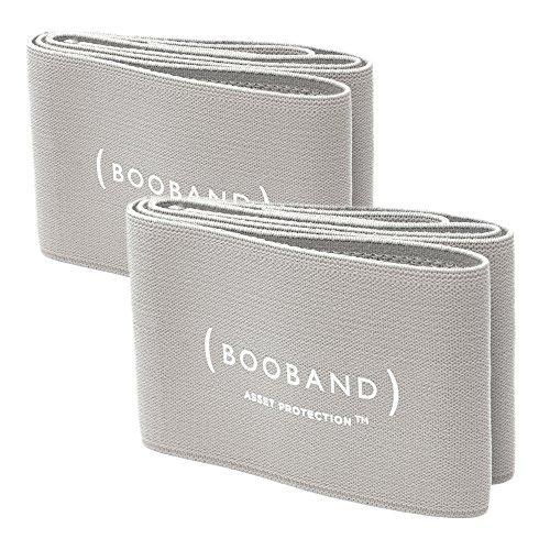 Booband bande de soutien mammaire réglable, alternatif à la femme soutien gorge de sport Ensemble Gris