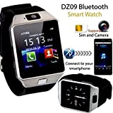 GKP PRODUCTS Android/iOS Mobile Wrist Watch Phone Compatible with All Mobiles Ceritfied Sw