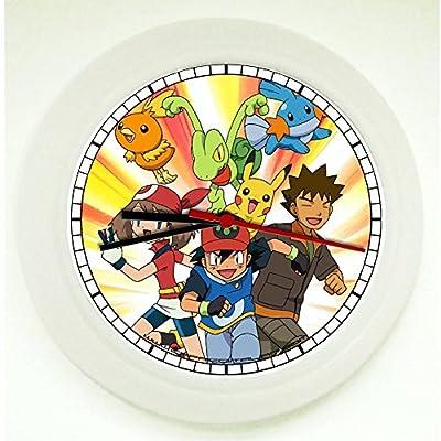 Reloj de pared Pokemon