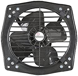 Almonard 45w Exhaust Fan (Black)