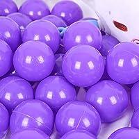 Preisvergleich für Baby-lustiges Spielzeug 10 Stück Kinder bunte Bälle Durable Marine Ball Bobo Sport Spielzeug Geschenk