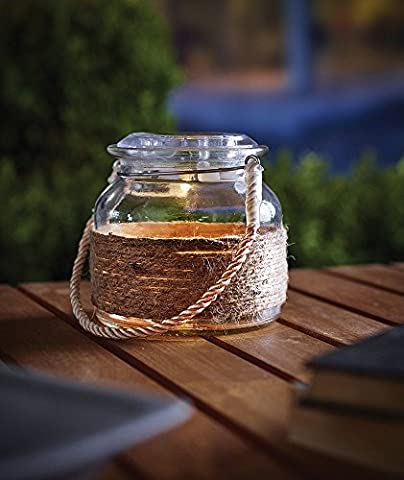 Solar Hanging Jar