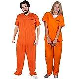ILOVEFANCYDRESS I love Fancy Dress ilfd4563X XL Unisex Gefangene Kostüme (2x große)