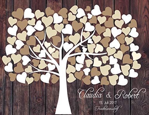 Wedding Tree | Rustikale Gästebuchalternative - 2