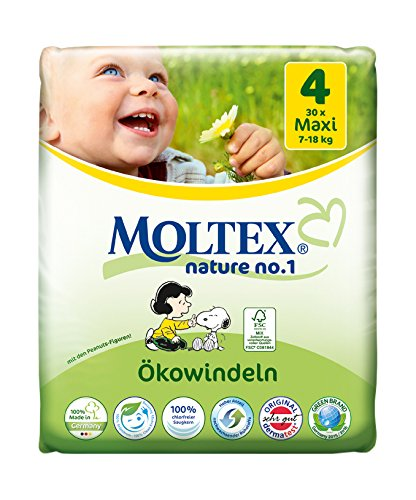 Moltex Nature No. 1 Ökowindeln