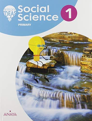 Pack Social Science 1 Pupil's Book + Ideas de cerca + Brilliant Biography Human Rights (BRILLIANT IDEAS)