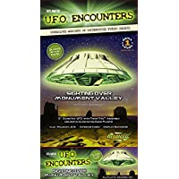 Monument Valley UFO Glow-In-The-Dark 5-Inch Model Kit with Light