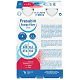 Fresenius Kabi Fresubin Energy Fibre Drink Erdbeere Trinkflasche, 6 x 4 x 200 ml, 1er Pack (1 x 5,5 kg)
