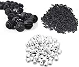 #6: Fish Tank 500G Activated Carbon + 500G Ceramic Rings + 22 Bio Balls