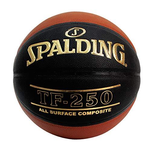 Spalding TF-250 Basketball Brick Black Size 29.5