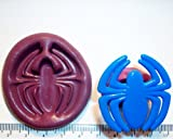 Silicone Mould Spiderman Web Icing Cake Cupcake Decoration